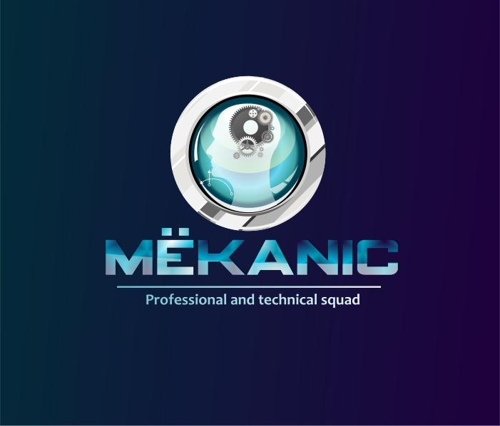 Logo Design by Private User - Entry No. 70 in the Logo Design Contest Creative Logo Design for MËKANIC - Professional and technical squad.