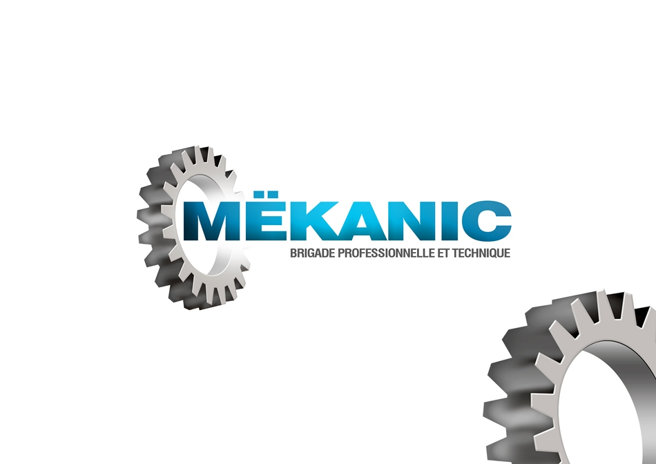 Logo Design by Respati Himawan - Entry No. 71 in the Logo Design Contest Creative Logo Design for MËKANIC - Professional and technical squad.