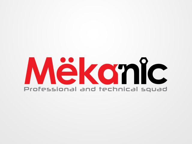 Logo Design by khoirul.azm - Entry No. 72 in the Logo Design Contest Creative Logo Design for MËKANIC - Professional and technical squad.