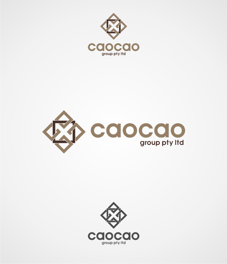 Logo Design by Muhammad Nasrul chasib - Entry No. 60 in the Logo Design Contest cao cao group pty ltd Logo Design.