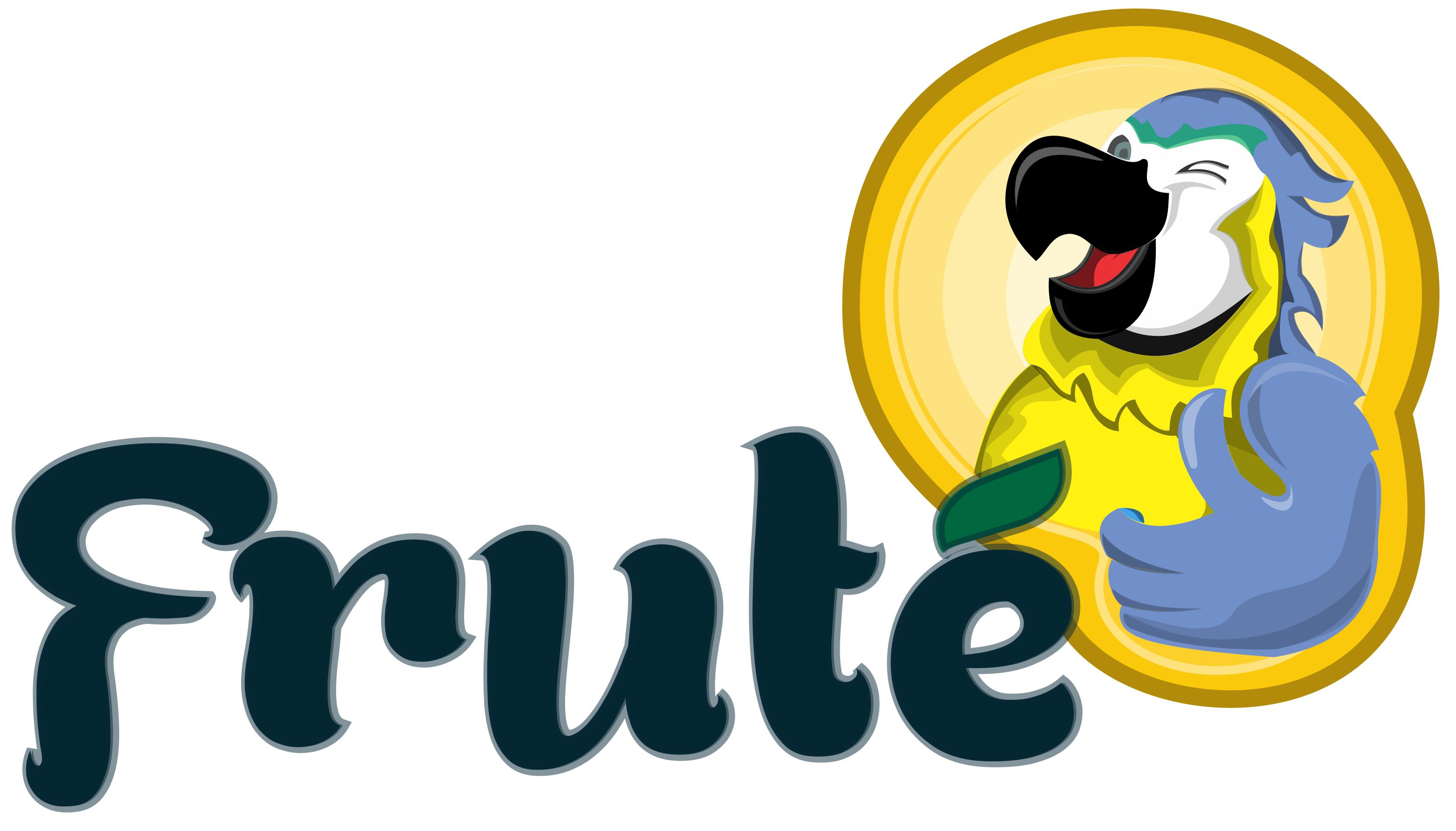 Logo Design by Hasitha Shan - Entry No. 153 in the Logo Design Contest Imaginative Logo Design for Fruté.