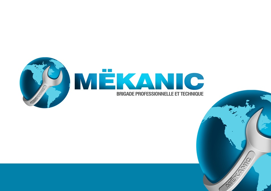 Logo Design by Respati Himawan - Entry No. 78 in the Logo Design Contest Creative Logo Design for MËKANIC - Professional and technical squad.