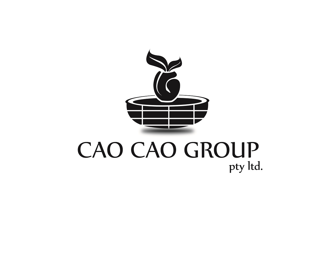 Logo Design by jhunzkie24 - Entry No. 63 in the Logo Design Contest cao cao group pty ltd Logo Design.