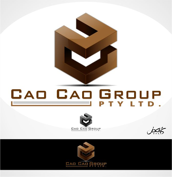 Logo Design by joca - Entry No. 75 in the Logo Design Contest cao cao group pty ltd Logo Design.