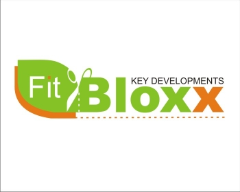 Logo Design by SquaredDesign - Entry No. 87 in the Logo Design Contest FitBloxx (creating block fits for the apparel industry).