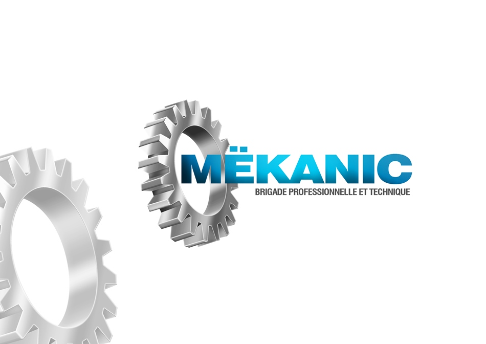 Logo Design by Respati Himawan - Entry No. 83 in the Logo Design Contest Creative Logo Design for MËKANIC - Professional and technical squad.