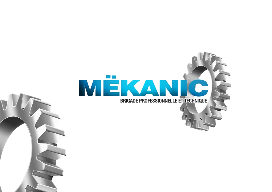 Logo Design by Respati Himawan - Entry No. 84 in the Logo Design Contest Creative Logo Design for MËKANIC - Professional and technical squad.