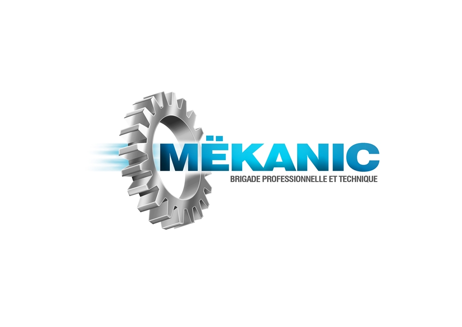 Logo Design by Respati Himawan - Entry No. 85 in the Logo Design Contest Creative Logo Design for MËKANIC - Professional and technical squad.