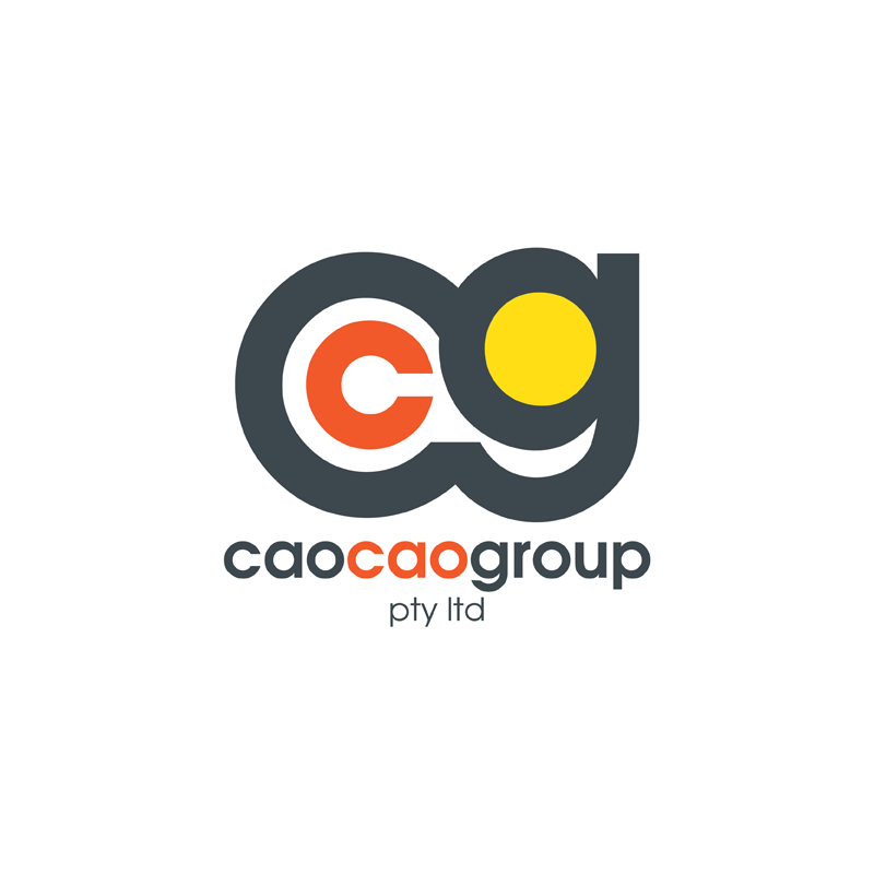 Logo Design by kianoke - Entry No. 89 in the Logo Design Contest cao cao group pty ltd Logo Design.