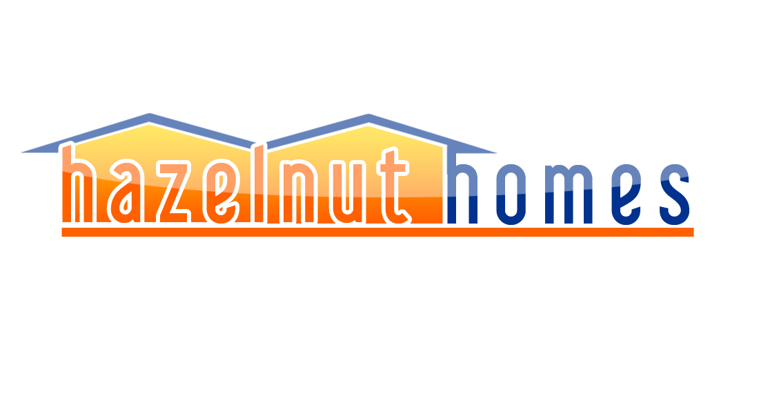 Logo Design by Joseph Neal Lacatan - Entry No. 42 in the Logo Design Contest Unique Logo Design Wanted for Hazelnut Homes.
