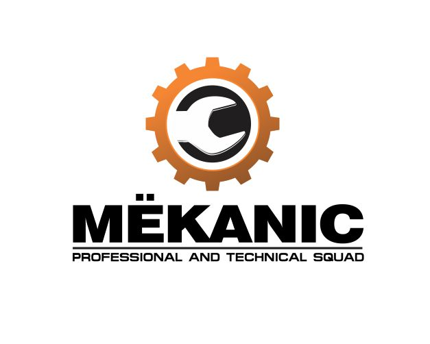 Logo Design by ronny - Entry No. 96 in the Logo Design Contest Creative Logo Design for MËKANIC - Professional and technical squad.