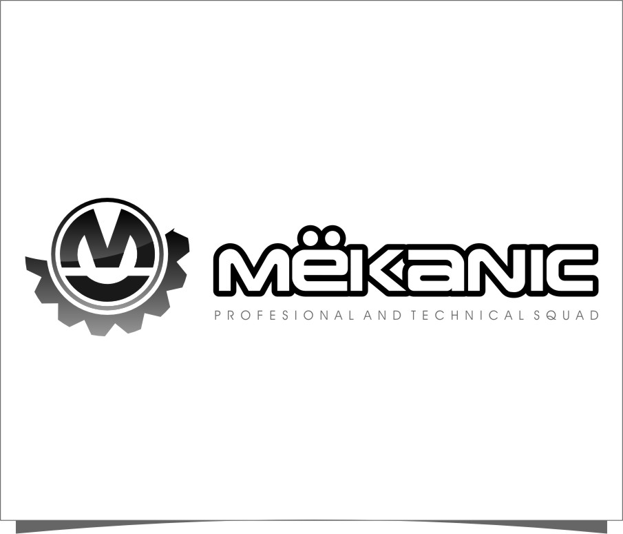 Logo Design by RasYa Muhammad Athaya - Entry No. 98 in the Logo Design Contest Creative Logo Design for MËKANIC - Professional and technical squad.
