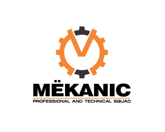 Logo Design by ronny - Entry No. 99 in the Logo Design Contest Creative Logo Design for MËKANIC - Professional and technical squad.