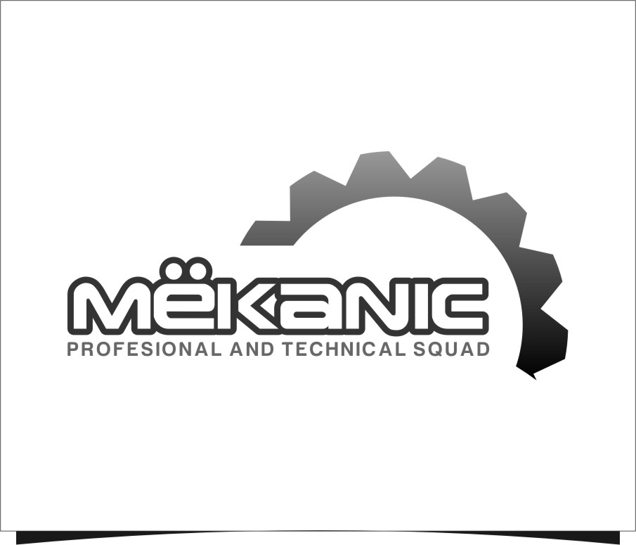Logo Design by RasYa Muhammad Athaya - Entry No. 101 in the Logo Design Contest Creative Logo Design for MËKANIC - Professional and technical squad.
