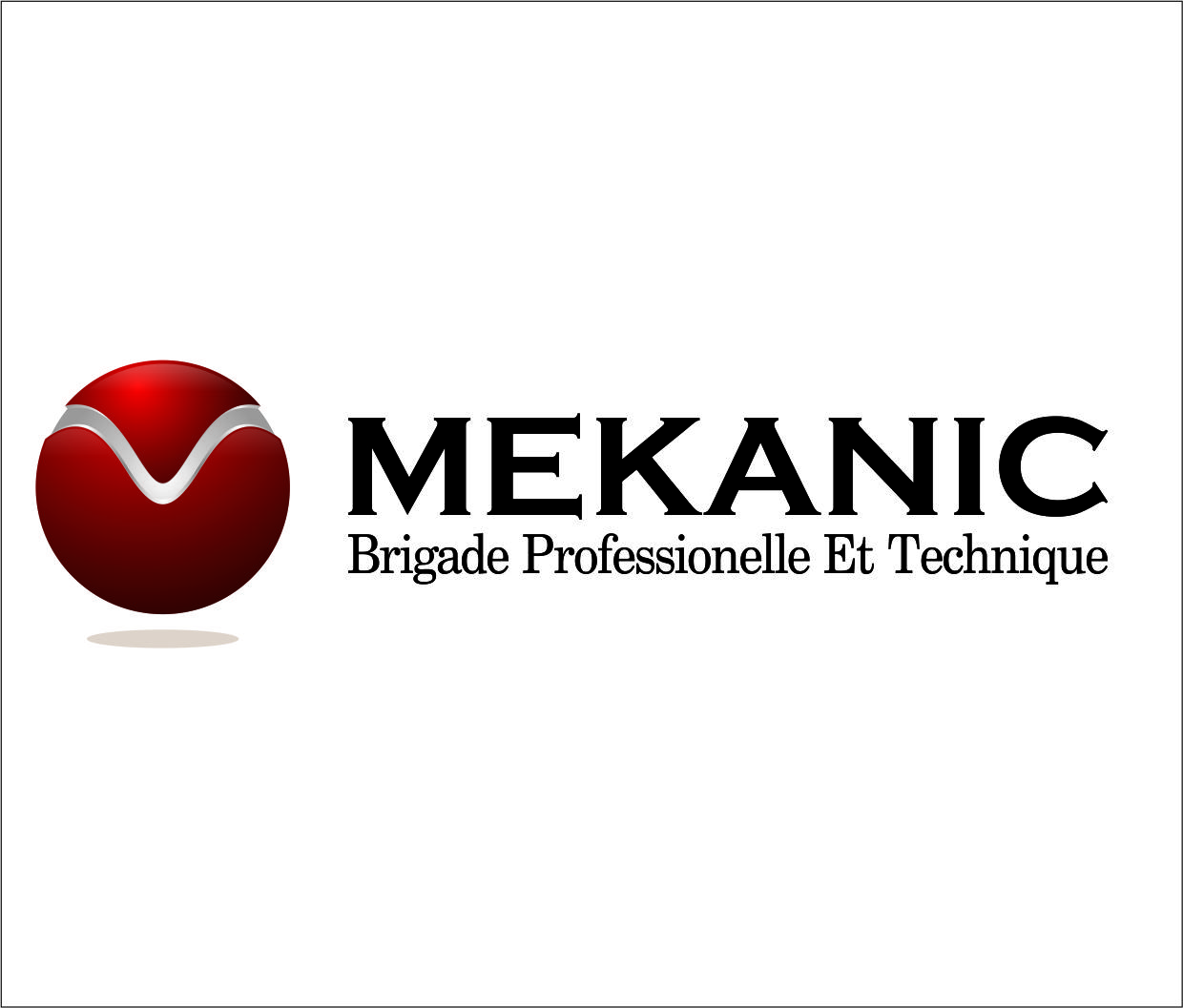 Logo Design by Agus Martoyo - Entry No. 103 in the Logo Design Contest Creative Logo Design for MËKANIC - Professional and technical squad.