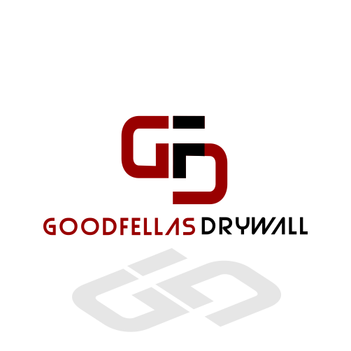 Logo Design by Rudy - Entry No. 178 in the Logo Design Contest Creative Logo Design for Goodfellas Drywall.