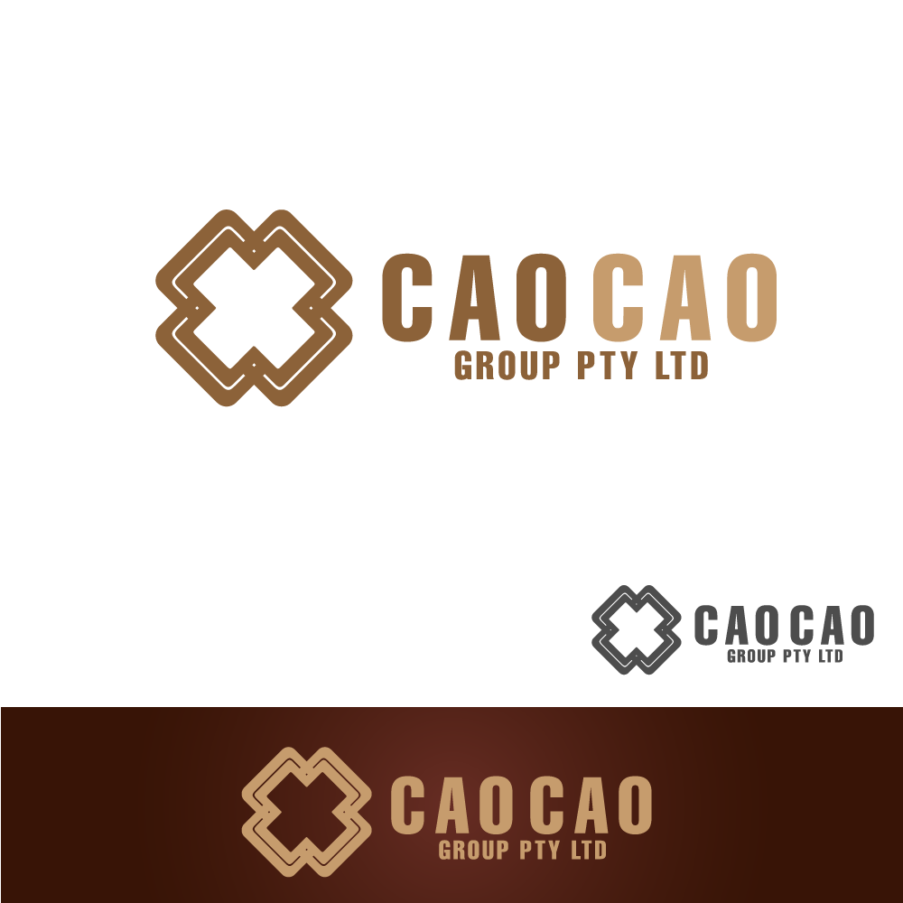Logo Design by rockin - Entry No. 95 in the Logo Design Contest cao cao group pty ltd Logo Design.