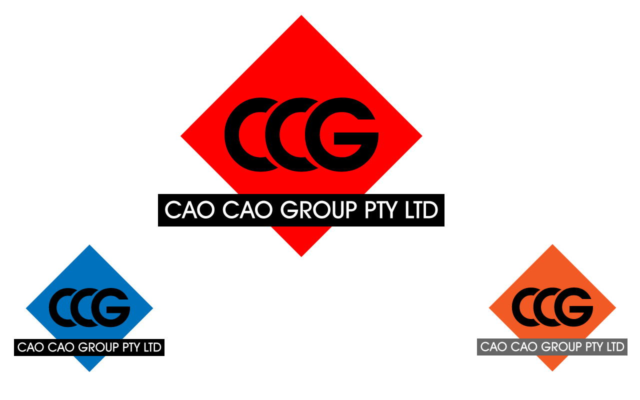 Logo Design by Jagdeep Singh - Entry No. 96 in the Logo Design Contest cao cao group pty ltd Logo Design.