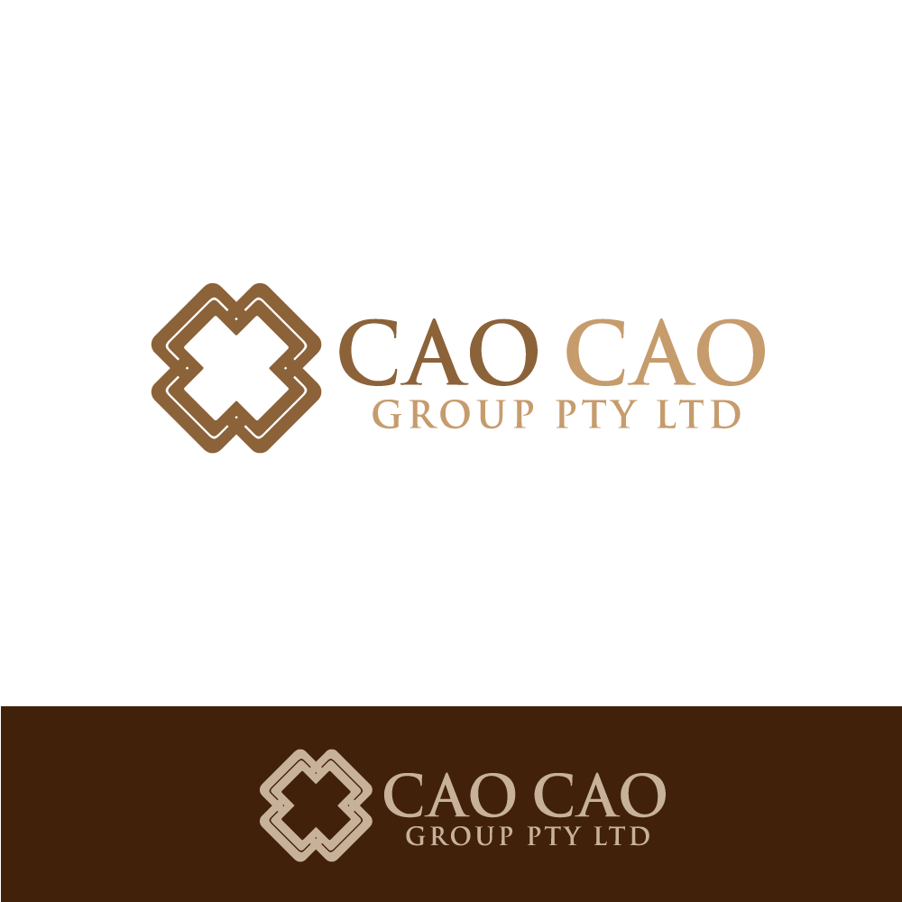 Logo Design by rockin - Entry No. 97 in the Logo Design Contest cao cao group pty ltd Logo Design.