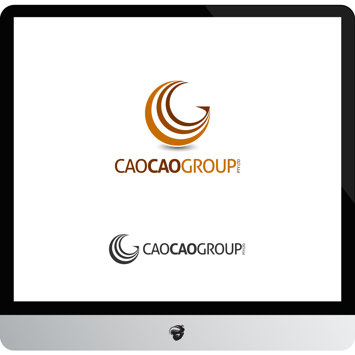Logo Design by zesthar - Entry No. 98 in the Logo Design Contest cao cao group pty ltd Logo Design.