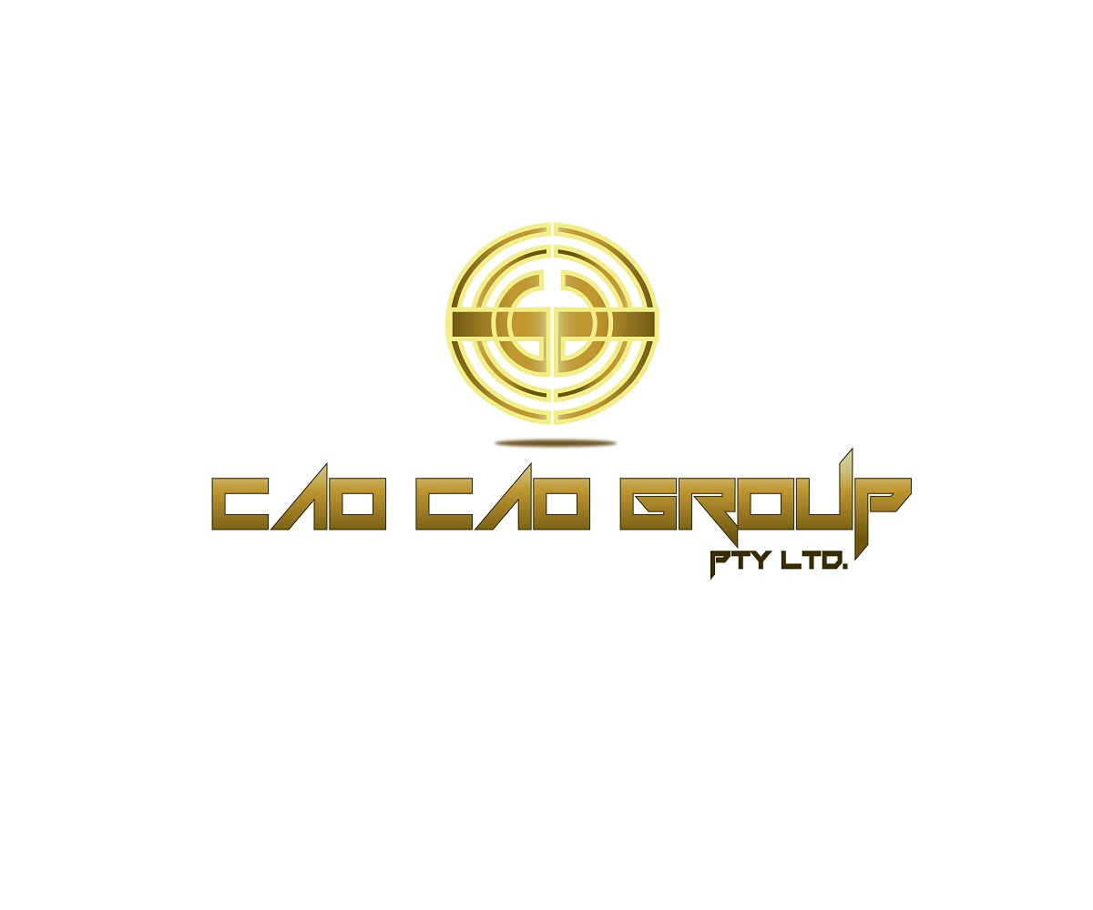 Logo Design by jhunzkie24 - Entry No. 100 in the Logo Design Contest cao cao group pty ltd Logo Design.