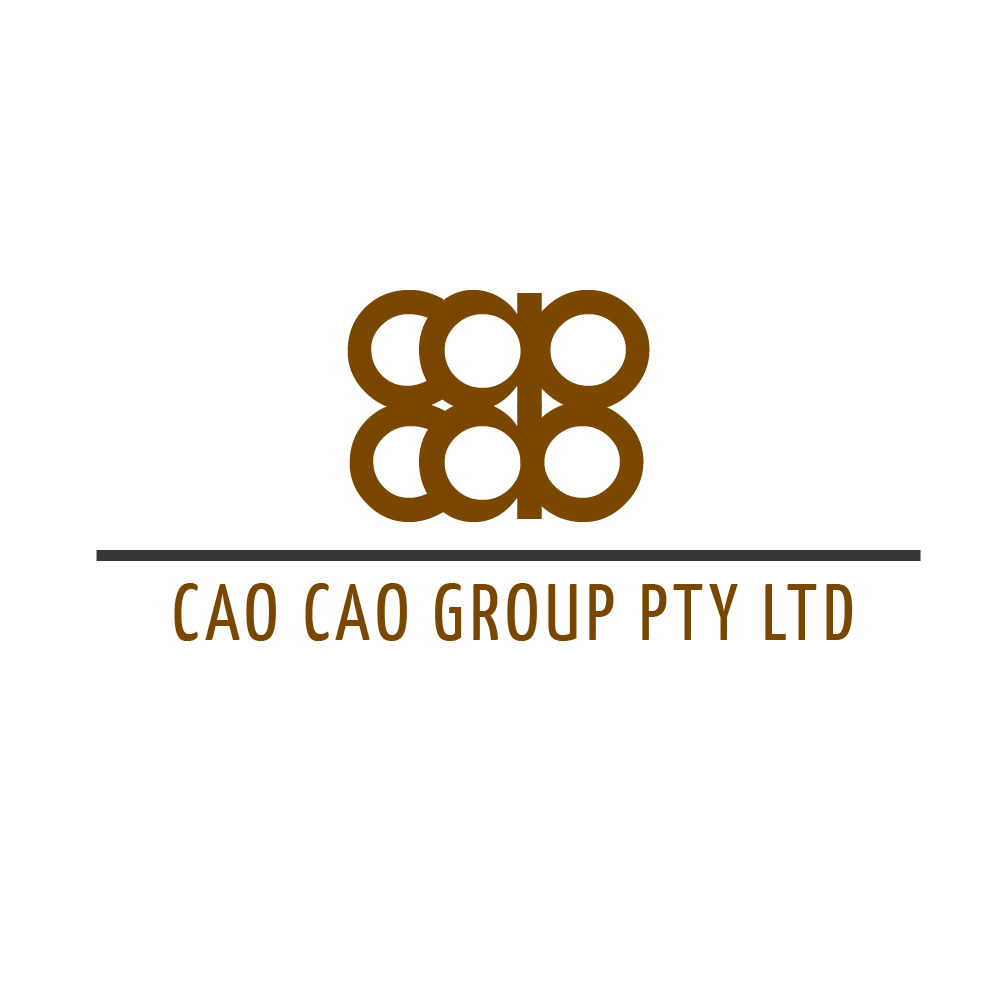 Logo Design by Joseph Lemuel Lacatan - Entry No. 105 in the Logo Design Contest cao cao group pty ltd Logo Design.