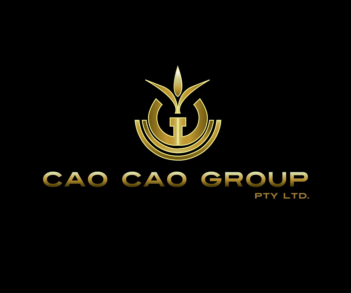 Logo Design by jhunzkie24 - Entry No. 108 in the Logo Design Contest cao cao group pty ltd Logo Design.
