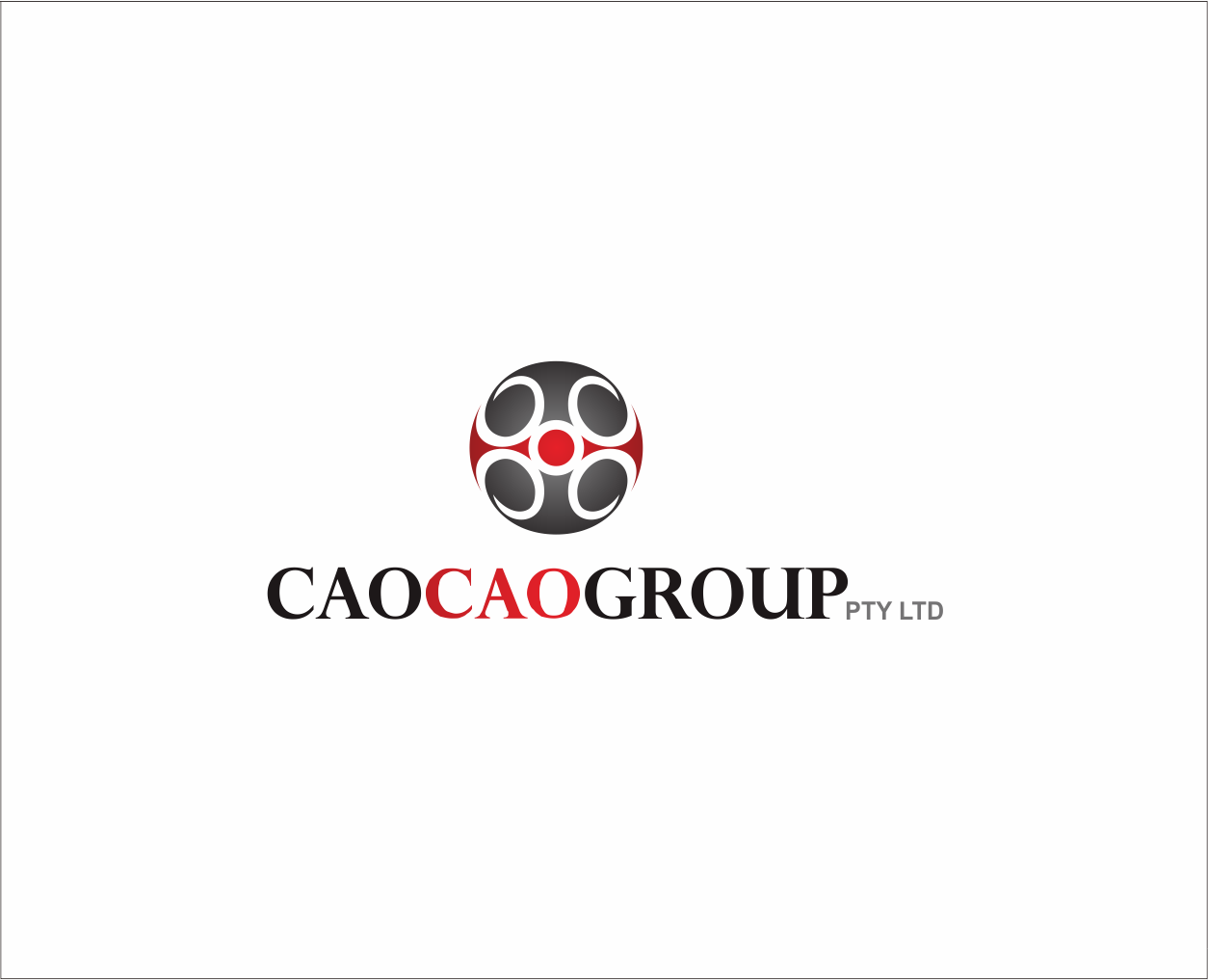 Logo Design by Armada Jamaluddin - Entry No. 109 in the Logo Design Contest cao cao group pty ltd Logo Design.