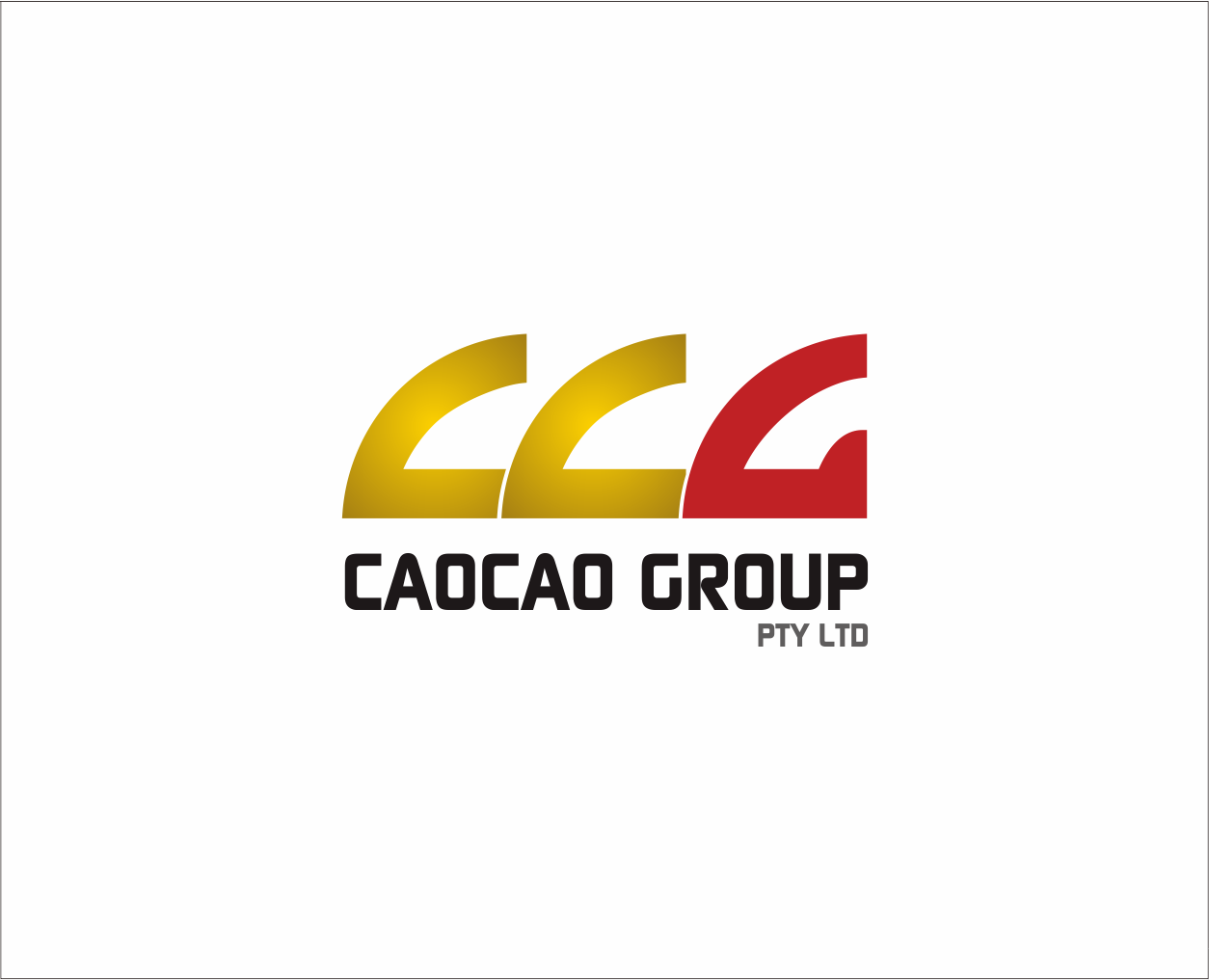 Logo Design by Armada Jamaluddin - Entry No. 110 in the Logo Design Contest cao cao group pty ltd Logo Design.