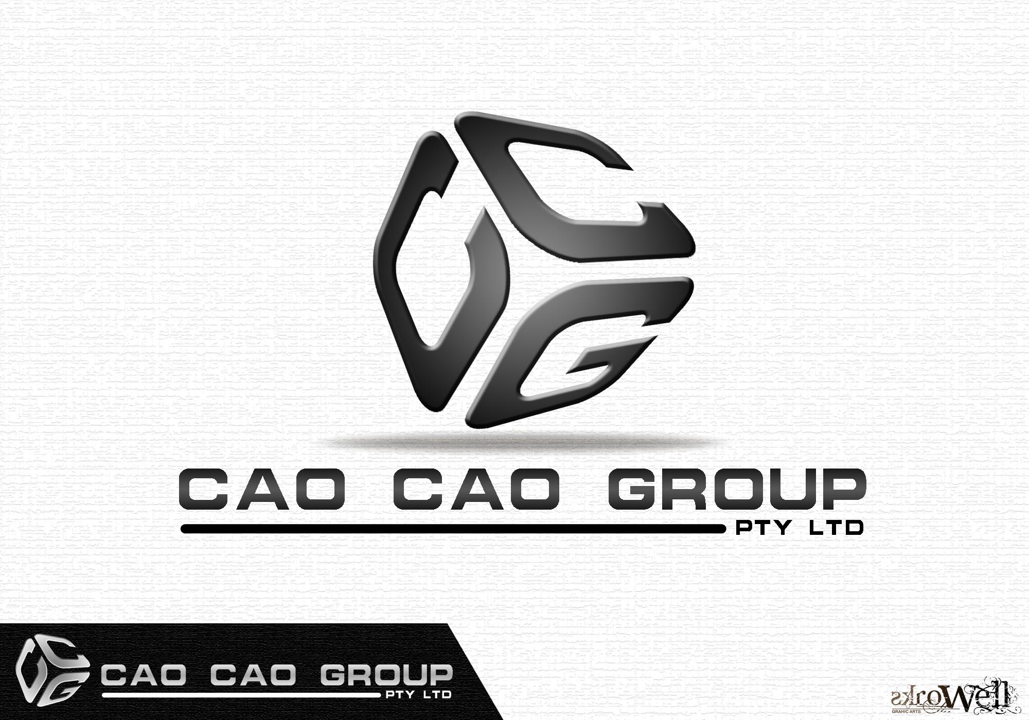Logo Design by Rowell - Entry No. 112 in the Logo Design Contest cao cao group pty ltd Logo Design.