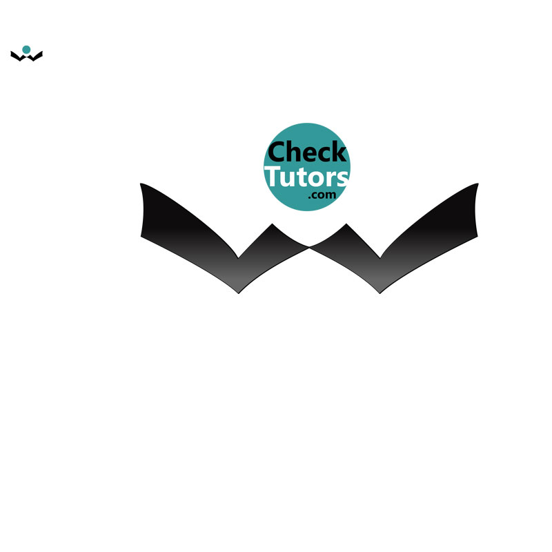 Logo Design by zams - Entry No. 136 in the Logo Design Contest Check Tutors.