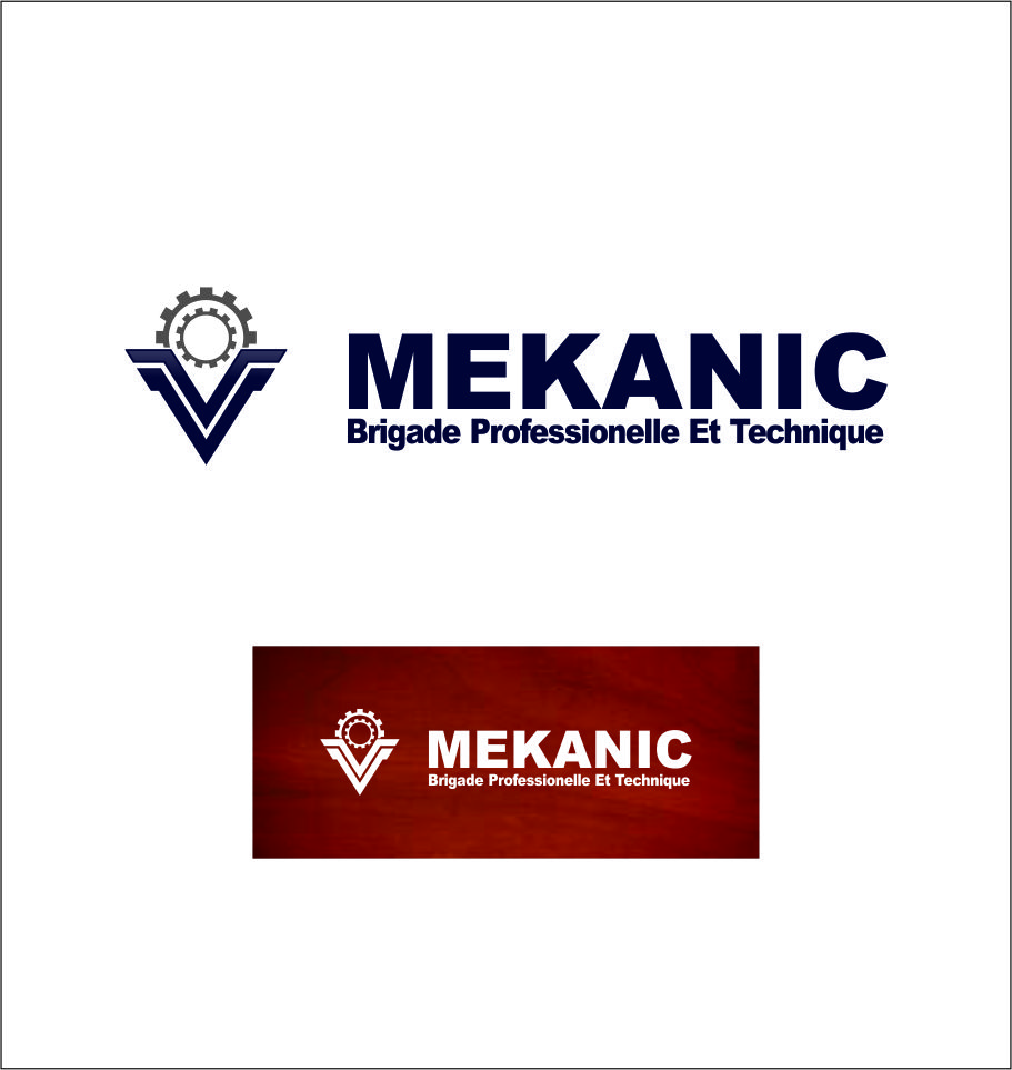 Logo Design by Agus Martoyo - Entry No. 113 in the Logo Design Contest Creative Logo Design for MËKANIC - Professional and technical squad.