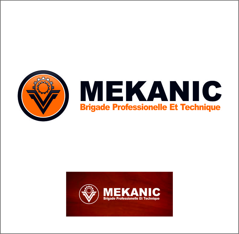 Logo Design by Agus Martoyo - Entry No. 114 in the Logo Design Contest Creative Logo Design for MËKANIC - Professional and technical squad.