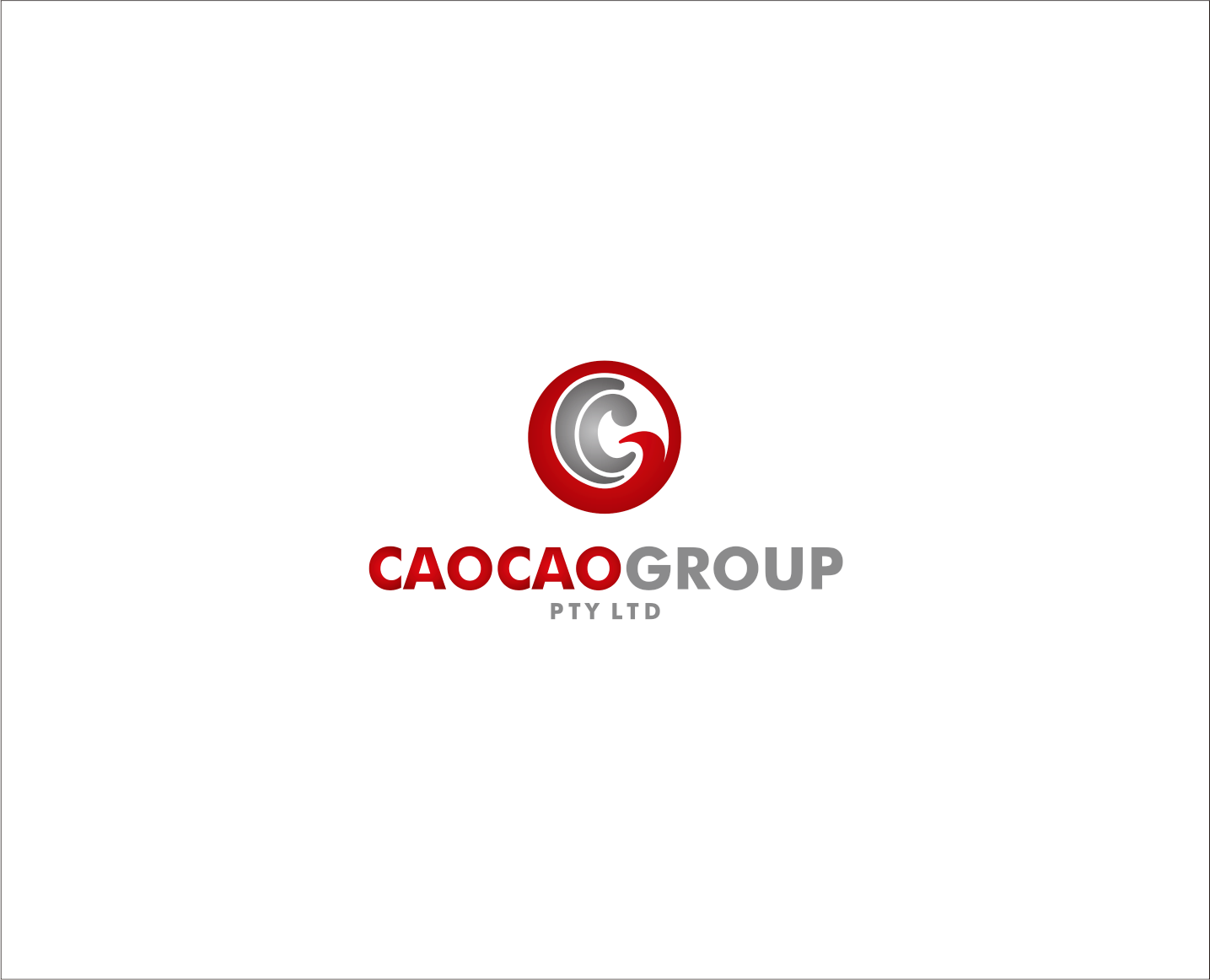 Logo Design by Armada Jamaluddin - Entry No. 136 in the Logo Design Contest cao cao group pty ltd Logo Design.