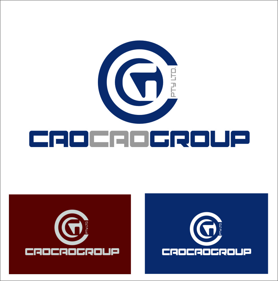 Logo Design by RasYa Muhammad Athaya - Entry No. 137 in the Logo Design Contest cao cao group pty ltd Logo Design.