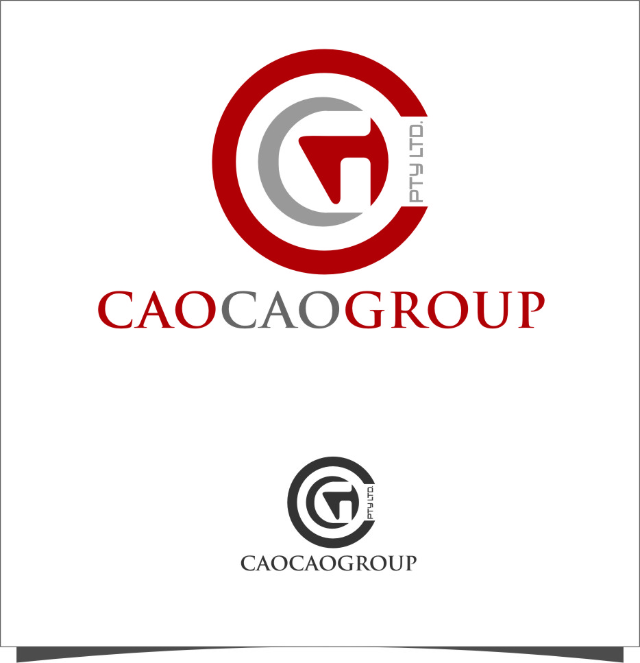 Logo Design by Ngepet_art - Entry No. 149 in the Logo Design Contest cao cao group pty ltd Logo Design.