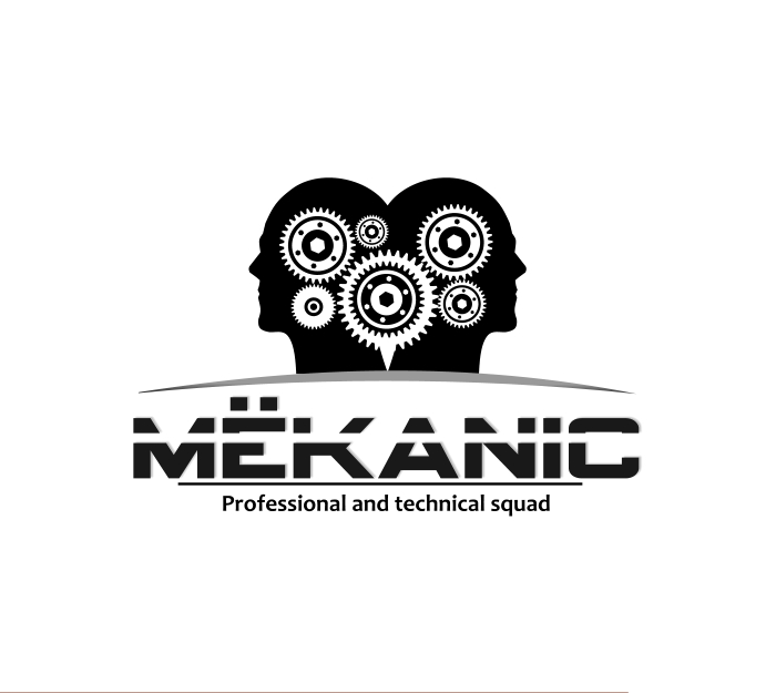 Logo Design by Private User - Entry No. 122 in the Logo Design Contest Creative Logo Design for MËKANIC - Professional and technical squad.