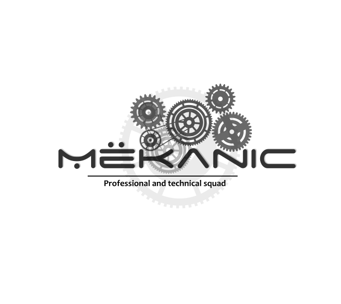 Logo Design by Private User - Entry No. 130 in the Logo Design Contest Creative Logo Design for MËKANIC - Professional and technical squad.