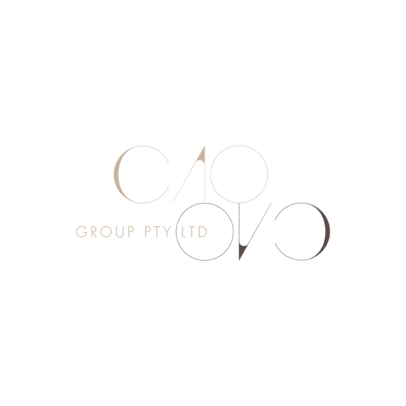 Logo Design by kianoke - Entry No. 151 in the Logo Design Contest cao cao group pty ltd Logo Design.