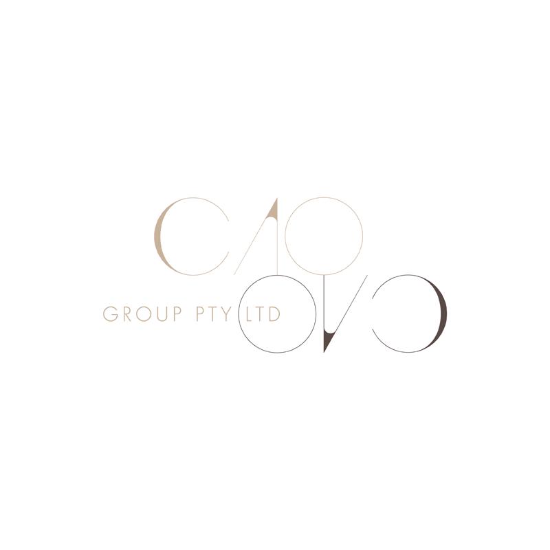 Logo Design by kianoke - Entry No. 151 in the Logo Design Contest cao cao group pty ltd Logo Design.