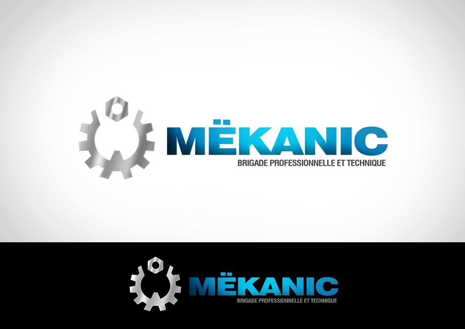 Logo Design by Respati Himawan - Entry No. 132 in the Logo Design Contest Creative Logo Design for MËKANIC - Professional and technical squad.
