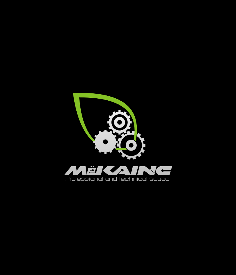Logo Design by graphicleaf - Entry No. 134 in the Logo Design Contest Creative Logo Design for MËKANIC - Professional and technical squad.