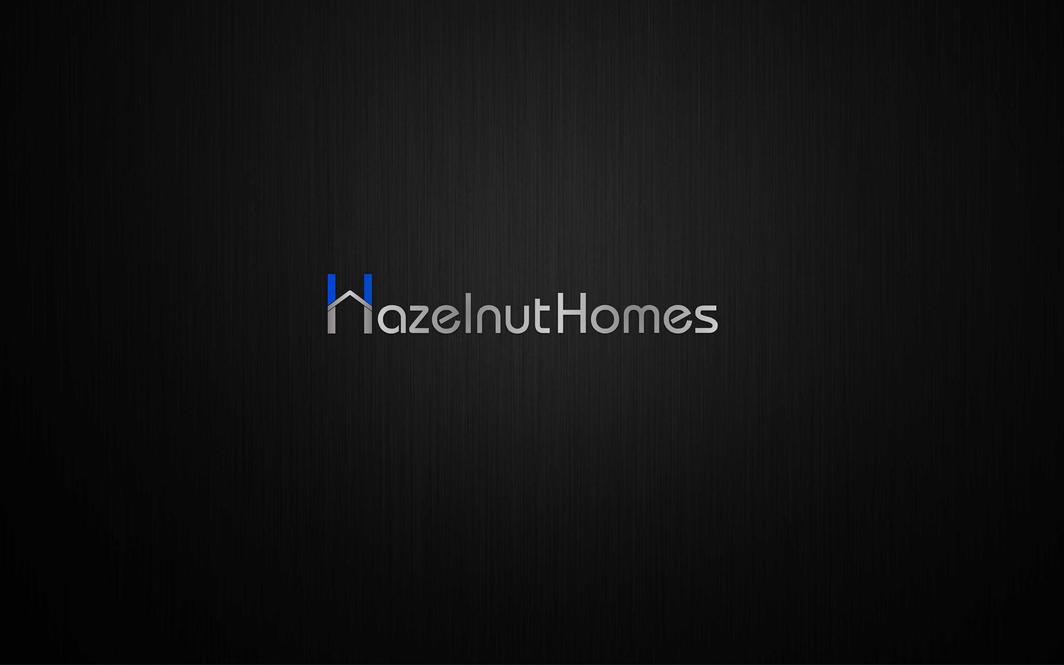 Logo Design by Vlad No Last Name - Entry No. 58 in the Logo Design Contest Unique Logo Design Wanted for Hazelnut Homes.