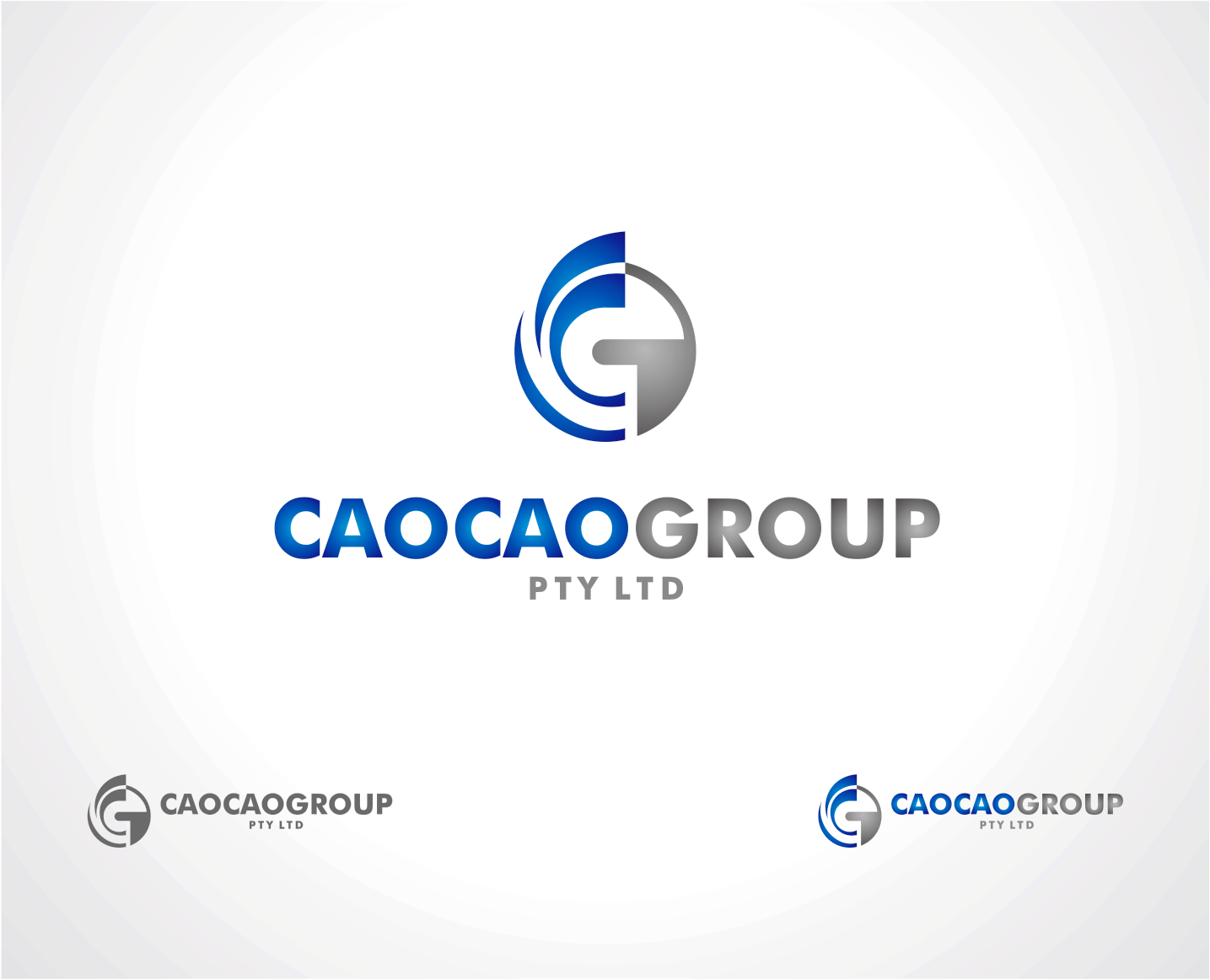 Logo Design by Armada Jamaluddin - Entry No. 155 in the Logo Design Contest cao cao group pty ltd Logo Design.