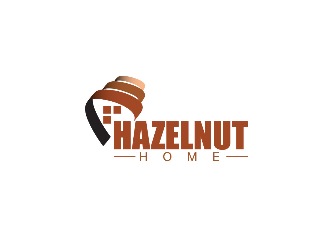 Logo Design by Dit L Pambudi - Entry No. 59 in the Logo Design Contest Unique Logo Design Wanted for Hazelnut Homes.
