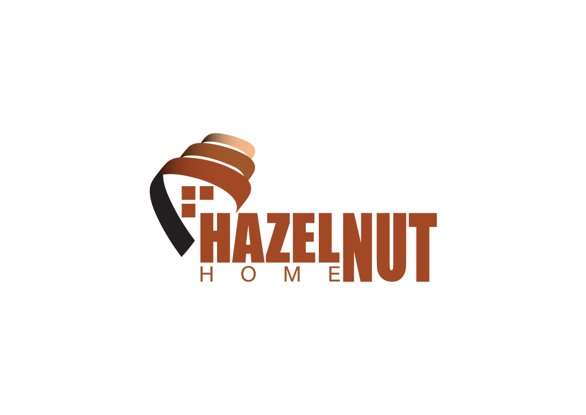 Logo Design by Dit L Pambudi - Entry No. 60 in the Logo Design Contest Unique Logo Design Wanted for Hazelnut Homes.