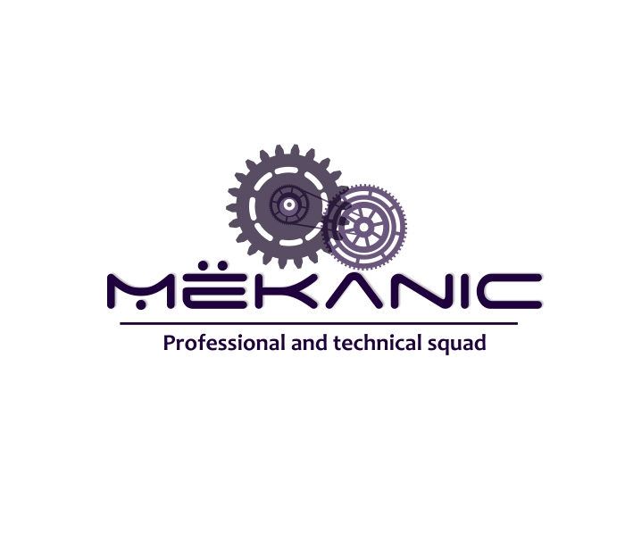 Logo Design by Private User - Entry No. 142 in the Logo Design Contest Creative Logo Design for MËKANIC - Professional and technical squad.