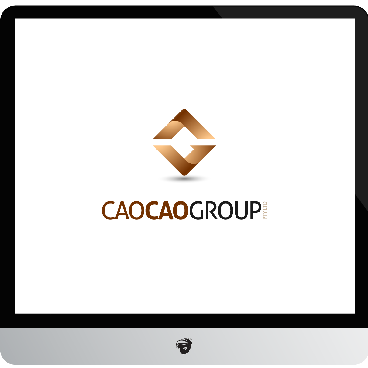 Logo Design by zesthar - Entry No. 159 in the Logo Design Contest cao cao group pty ltd Logo Design.