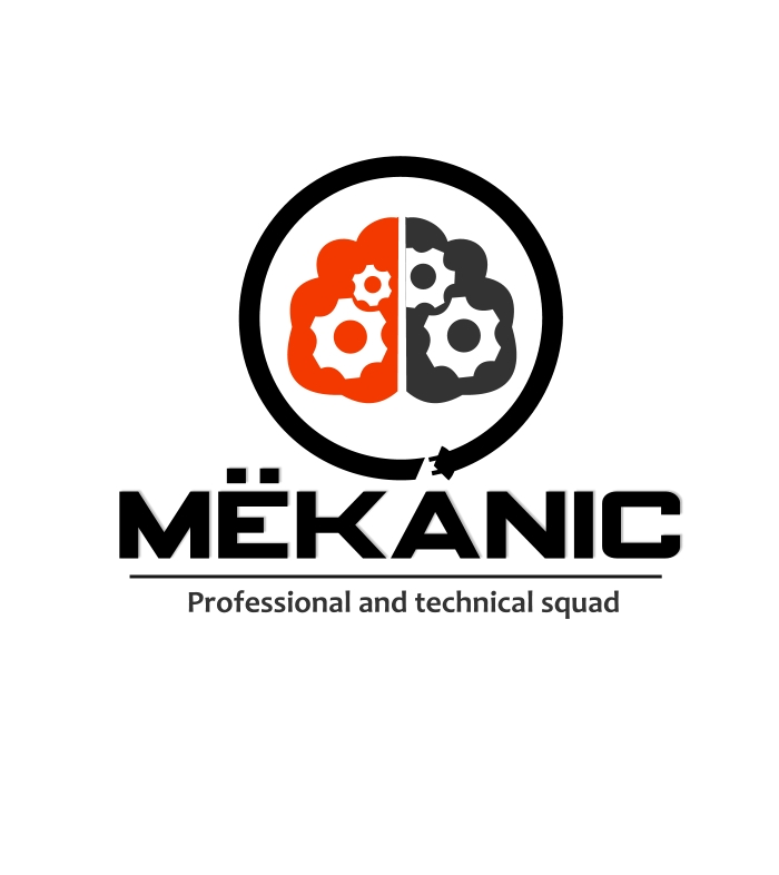 Logo Design by Private User - Entry No. 143 in the Logo Design Contest Creative Logo Design for MËKANIC - Professional and technical squad.
