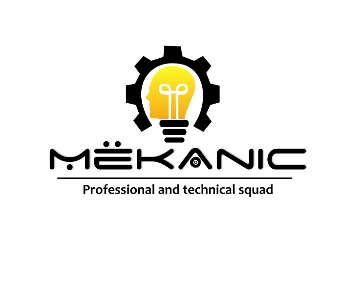 Logo Design by Private User - Entry No. 145 in the Logo Design Contest Creative Logo Design for MËKANIC - Professional and technical squad.